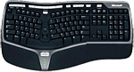 MICROSOFT Natural Ergonomic Keyboard 4000 CZ