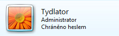 Administrátor ve Windows Vista