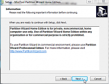 Partition Wizard 1
