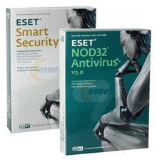 ESET NOD32 Antivirus / Eset Smart Security